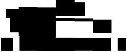 Glückauf Hotel Logo schwarz transparenter Hintergrund